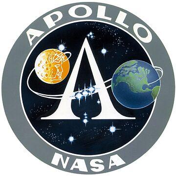 Apollo Program Logo by Spacestuffplus