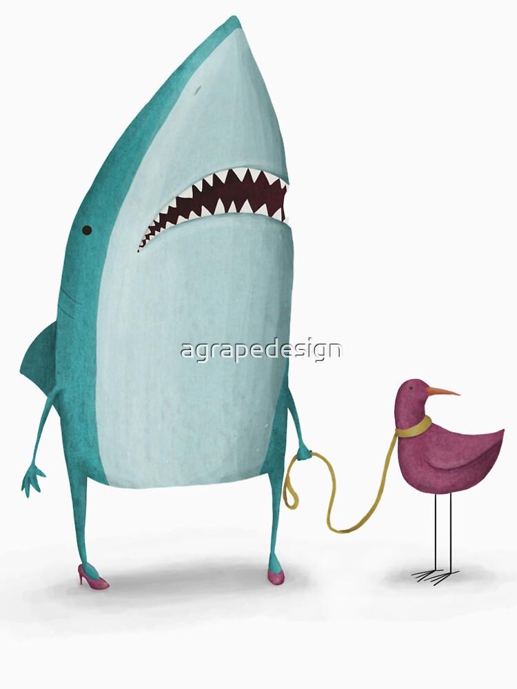 Hai und Freund von agrapedesign