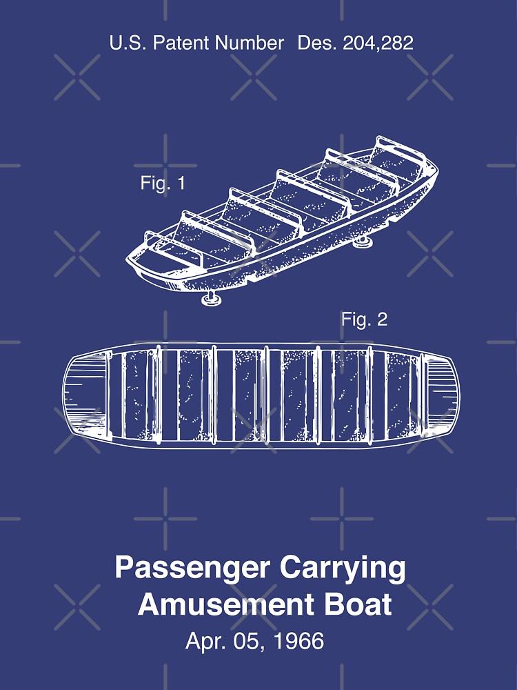 Kleine Welt / Fluch der Karibik Bootspatent von retrocot