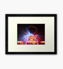 ODESZA - A Moment Apart - Live in Chicago Framed Print