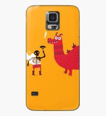 Dragon BBQ Case/Skin for Samsung Galaxy