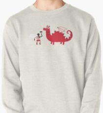 Dragon BBQ Pullover
