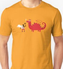 Dragon BBQ Unisex T-Shirt