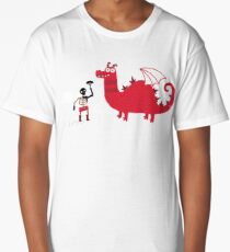 Dragon BBQ Long T-Shirt