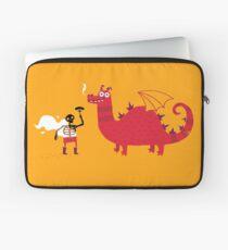 Dragon BBQ Housse de laptop
