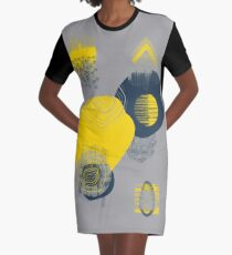Colour and pattern - Abstract 2 Graphic T-Shirt Dress