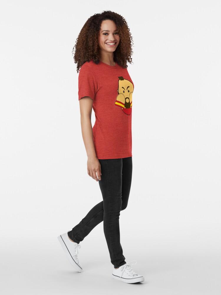 Alternate view of Zangif Tri-blend T-Shirt