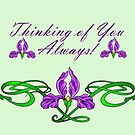Thinking of You..Always by shellyb