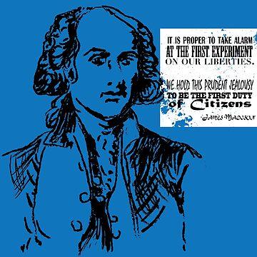 James Madison by lmattison