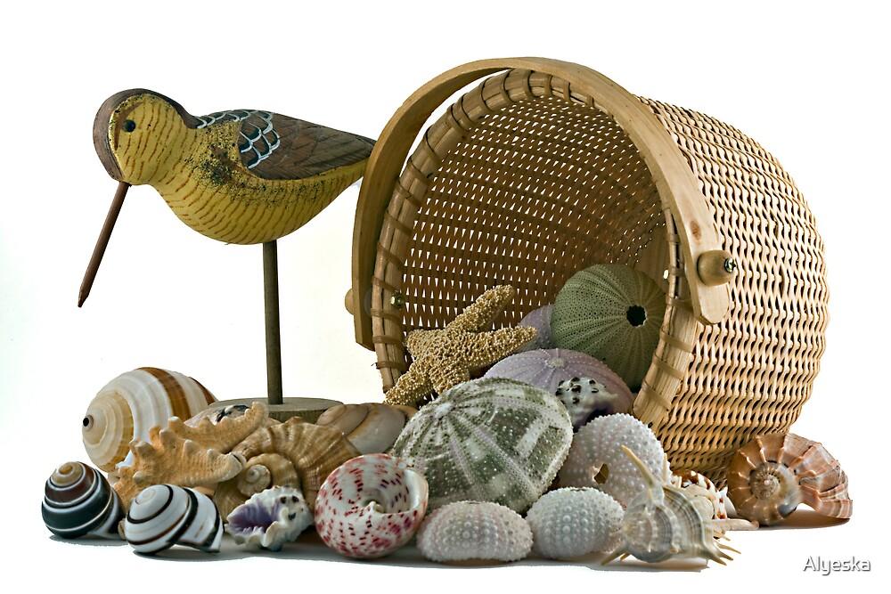 Beach Treasures by Alyeska
