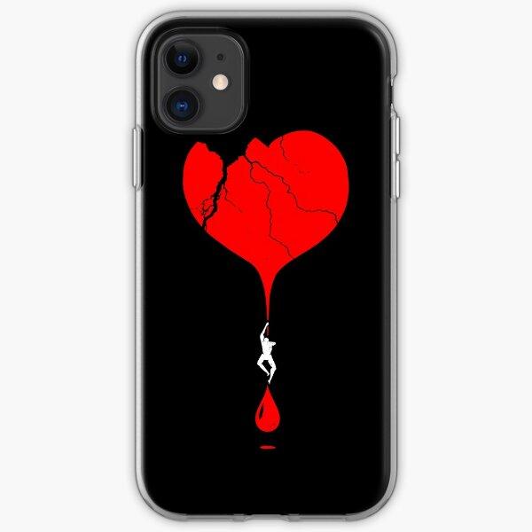heart climber iPhone Soft Case