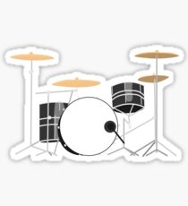 Andy Hurley Drums Sticker
