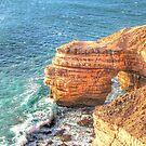 The Natural Bridge Kalbarri Western Australia  2 by Colin  Williams Photography