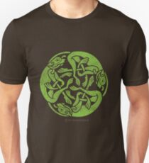 Celtic Wolfhounds Slim Fit T-Shirt