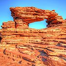 Natures Window Kalbarri National Park  1 by Colin  Williams Photography