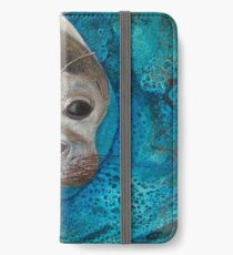 Seal Just a Peek iPhone Wallet/Case/Skin