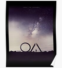 the oa - Design is a constant challenge to balance comfort with luxe, the practical with the desirable. Poster
