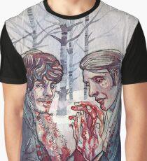 Winter Murderland Graphic T-Shirt