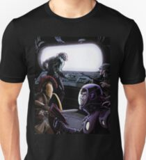 Evil Timelord Confronted by Captives T-Shirt