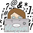 Blogger Girl by hollybrooker4rt
