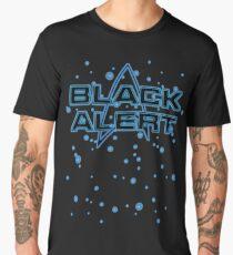 Black-alert-trek Men's Premium T-Shirt