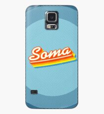 SoMa   Retro Rainbow Case/Skin for Samsung Galaxy