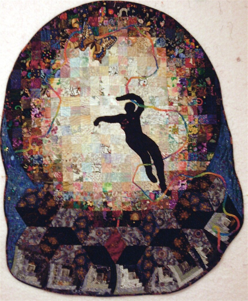 Hanging Onto Hope by quiltgranny