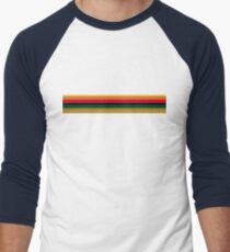 13th Doctor - Rainbow Shirt Men's Baseball ¾ T-Shirt