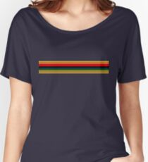 13th Doctor - Rainbow Shirt Women's Relaxed Fit T-Shirt