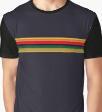 13th Doctor - Rainbow Shirt Graphic T-Shirt