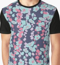 Winter Flower Collection Graphic T-Shirt