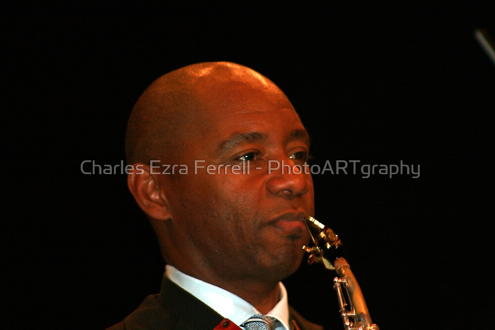 Branford - Musical Pause by Charles Ezra Ferrell - PhotoARTgraphy