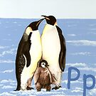 P is for Penguin by Annie Davenport