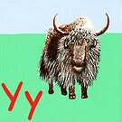 Y is for Yak by Annie Davenport