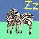 Z is for Zebra by Annie Davenport