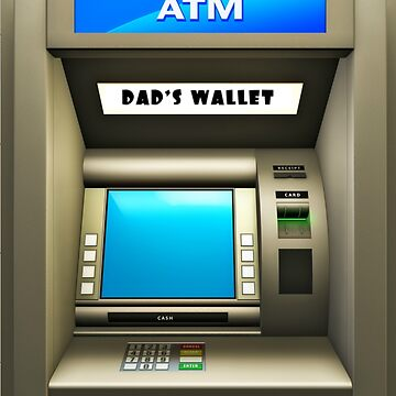 Dads Wallet by OldDogJonDon
