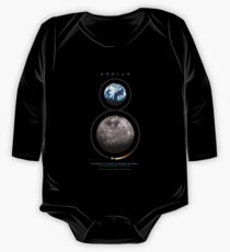 APOLLO 8 (*Black Shirt Only*) One Piece - Long Sleeve
