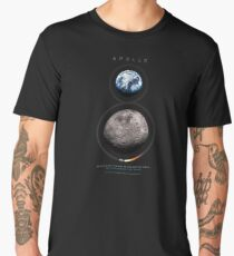 APOLLO 8 (*Black Shirt Only*) Men's Premium T-Shirt