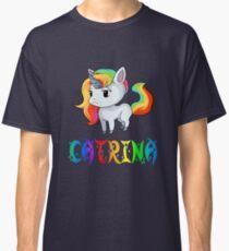 Catrina Unicorn Classic T-Shirt