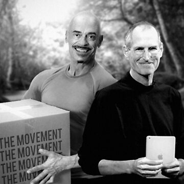 Jack Garbarino Steve Jobs by whermansehr