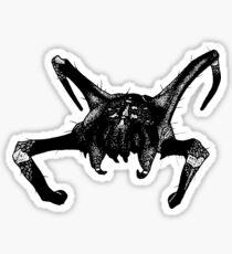 half life 2 poison headcrab Sticker