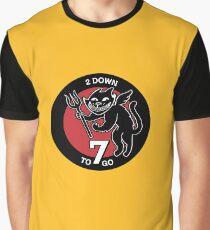 9 Lives No Longer Graphic T-Shirt