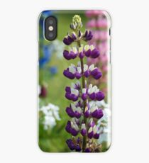 Lupin Flower iPhone Case