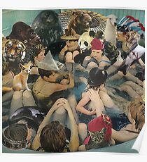 Person Pitch, Animal Collective Poster