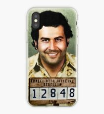 Vinilo o funda para iPhone PABLO ESCOBAR