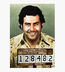 PABLO ESCOBAR Photographic Print