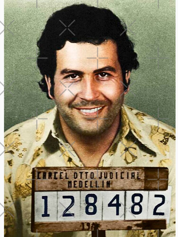 PABLO ESCOBAR by maco420