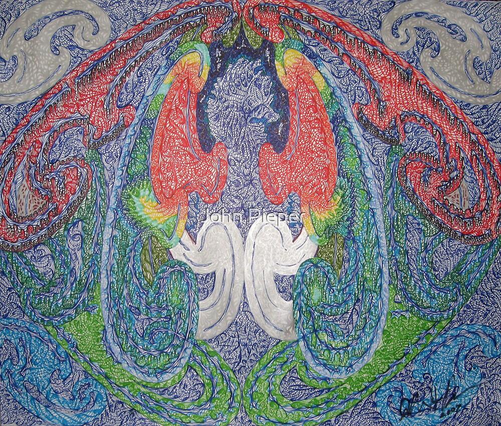 Dragon by John Pieper