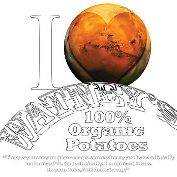 Watney's Organic Potatoes by ReadWryt