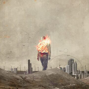 These cities burned my soul by FrankMoth